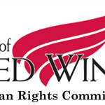Logo of the Red Wing Human Rights Commission