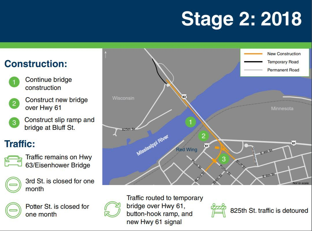 Images of new bridge diagram from state website