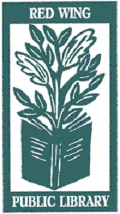 Public Library logo in green