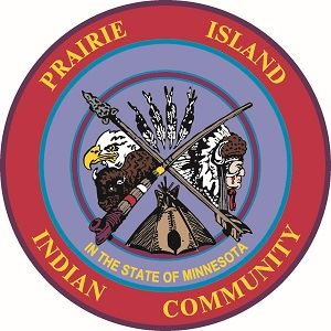 Color version of the Prairie Island Indian Community logo